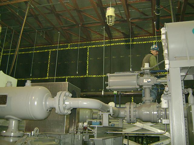 Gas Compressor Enclosure 2