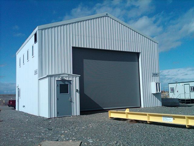 Relocatable Confinement Enclosure 1
