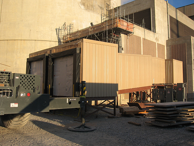 Containment Access Enclosure
