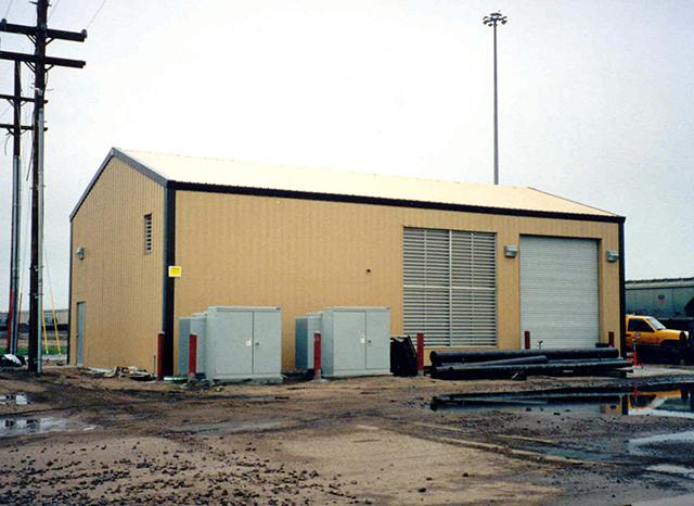 Generator Enclosure 2