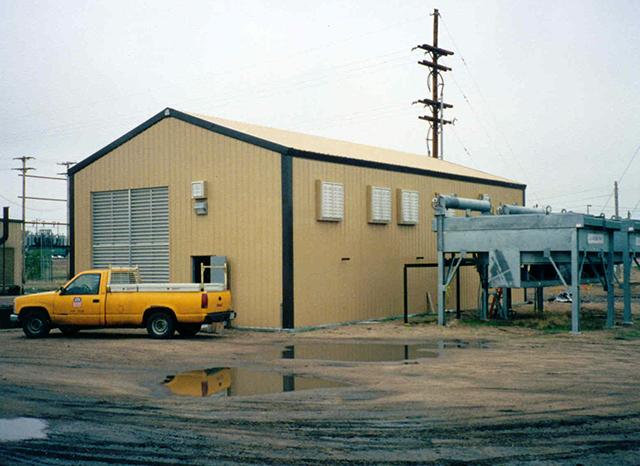 Generator Enclosure 3