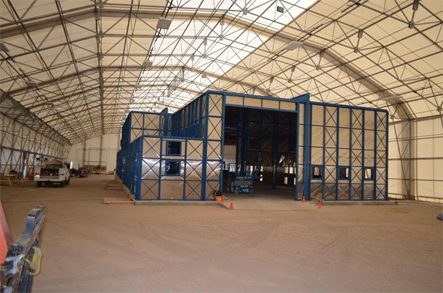 Containment Enclosure 3