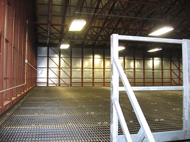Storage Mezzanine 3