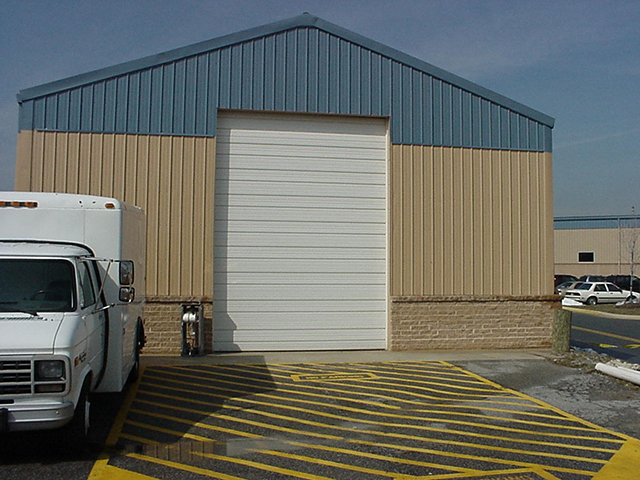 Storage Building 7