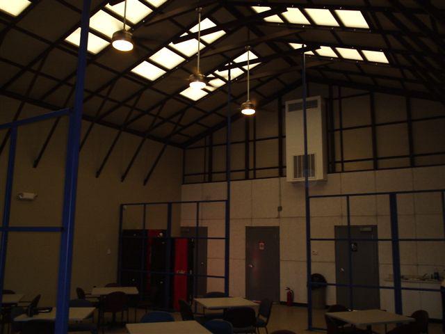 Interior Training Building 2