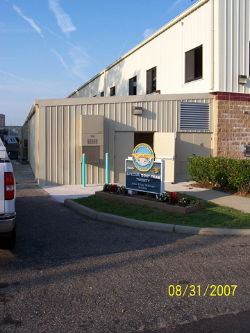 Training Building 2