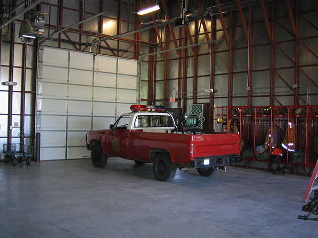 Vehicle Maintenance Building 5