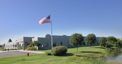 BinMaster plant in Lincoln, Nebraska, USA