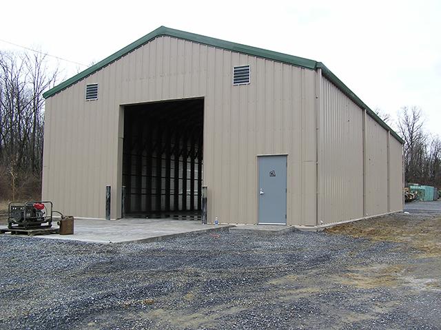 Storage Building 8