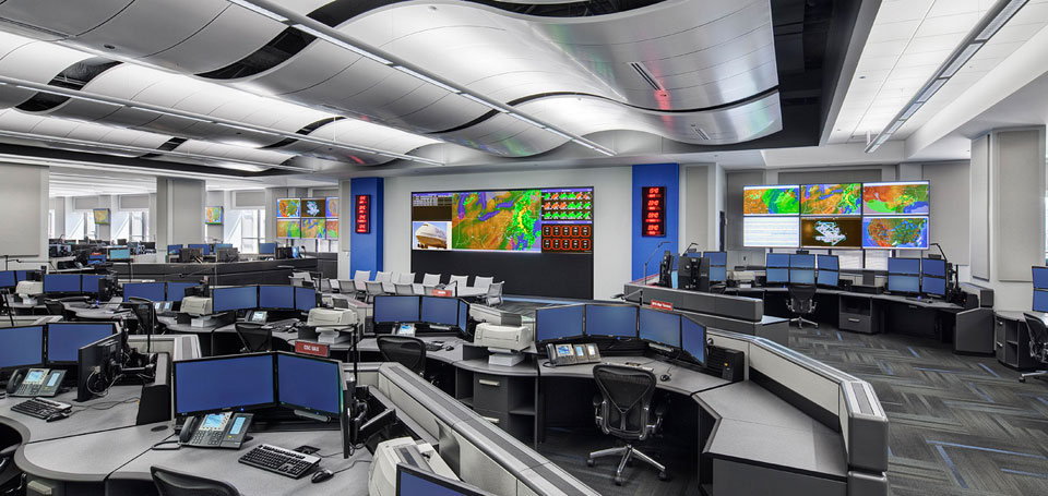 United Airlines Network Operations Center