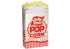 Jolly Time Popcorn Popping Oil. Bulk popcorn machine oil and wholesale coconut oil for commercial thater or concession poppers thumbnail