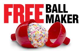 Free ball maker