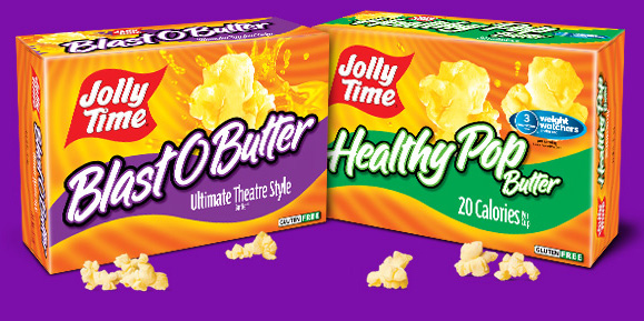 Blast O Butter and Healthy Pop Butter