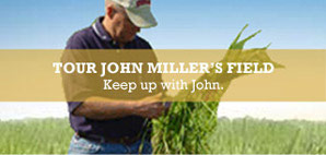 Tour John Miller's Field | Keep up with John