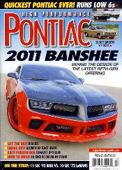 High Performance Pontiac Banshee TA Restore a Muscle Car Custom Car Conversion