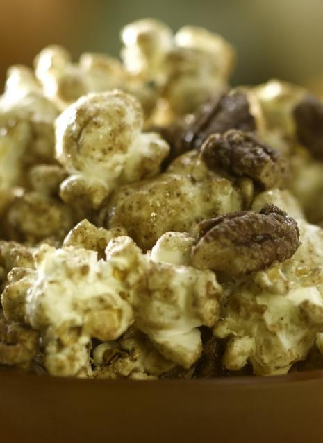 Cinnamon Popcorn Crunch