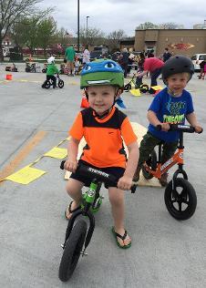Strider Bike Giveaway