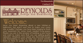 Reynolds Design and Remodeling