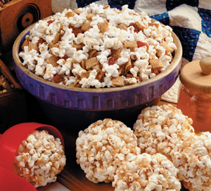 Fruit & Nut Popcorn Chex Party Mix
