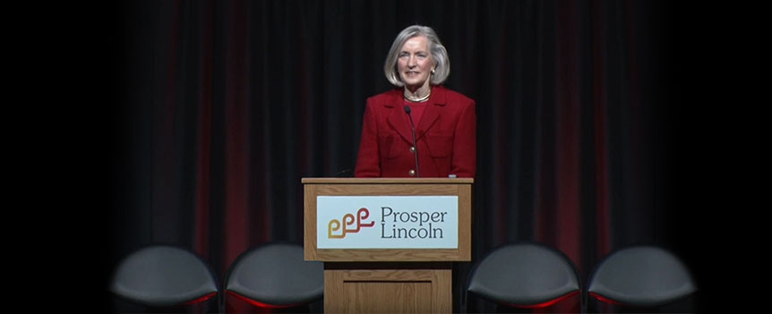 Prosper Lincoln Summit Video