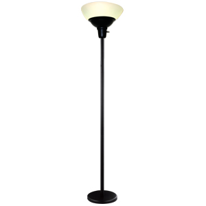 Exterior indoor light fixtures energy efficient lamps for Fluorescent torchiere floor lamp parts