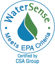 WaterSense Logo - CSA